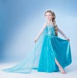 Платье Холодное сердце. Эльза (A)