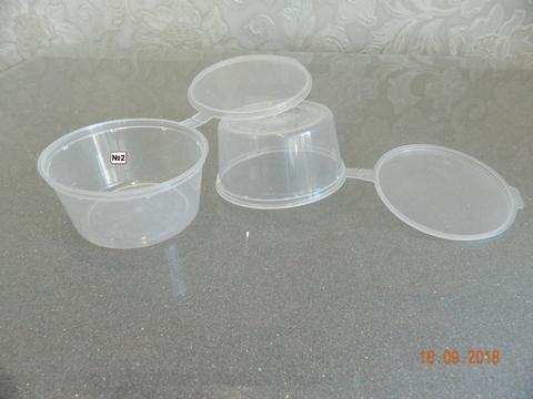 пластиковые емкости для косметики и упаковки мыла