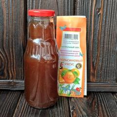 Уксус натуральный апельсиновый, 310 мл