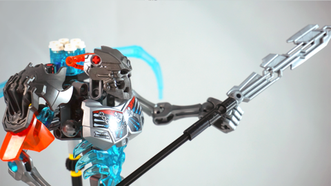 LEGO Bionicle: Леденящий Череп 70791 — Skull Warrior — Лего Бионикл