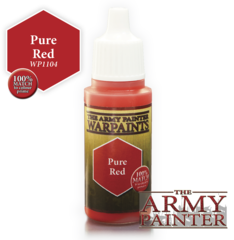 War Paints: Pure Red