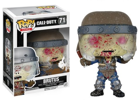 Call of Duty Brutus Funko Pop! Vinyl Figure || Зомби Брутус