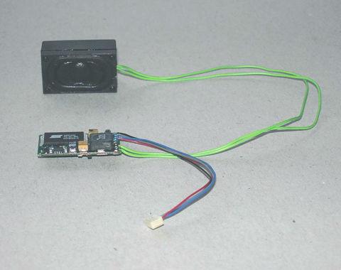 Piko 56199 Звуковой модуль для пригородных электропоездов GTW 2/6
