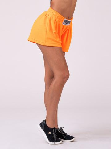 Женские шорты Nebbia Rebel Hero boxers shorts 519 orange