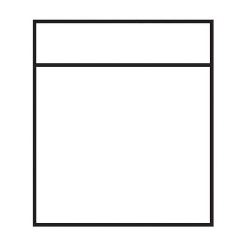 Фотофайлы-кармашки 2x2 дюйма