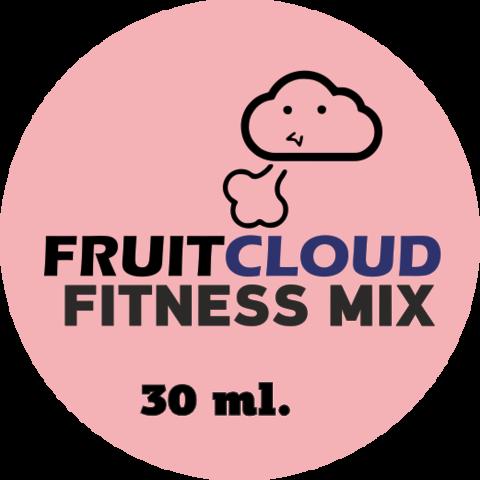 Премиум жидкость для электронных сигарет Fitness Mix, 3 мг