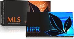 APL. Набор: аккумулированные драже APLGO MLS+HPR для избавления от паразитов, очищения и восстановления печени
