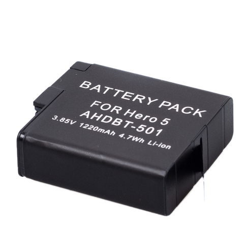 Батарея AHDBT-501 для GoPro Hero 5