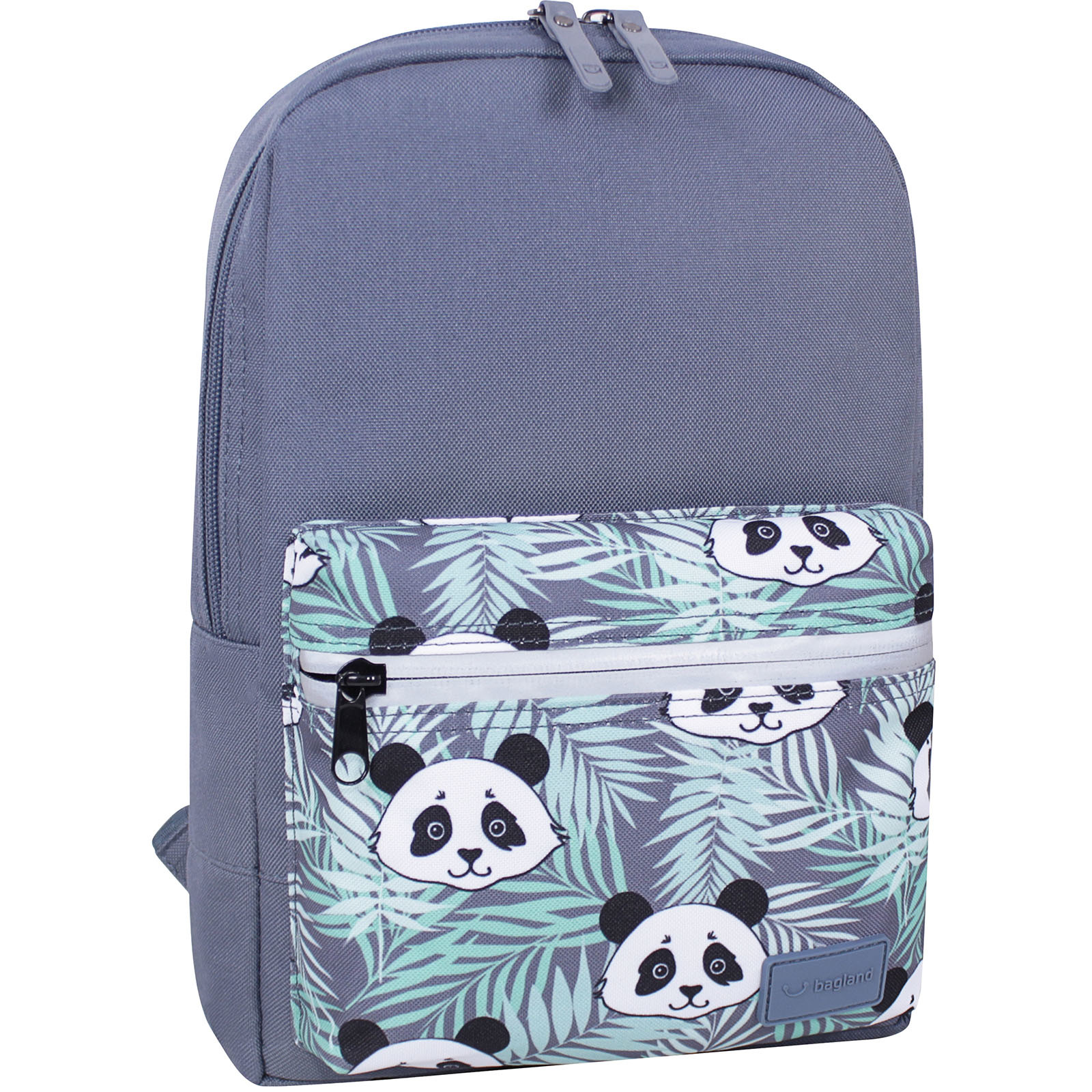 Детские рюкзаки Рюкзак Bagland Молодежный mini 8 л. серый 764 (0050866) IMG_1313суб.764.jpg