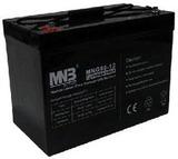 Аккумулятор для ИБП MNB MNG 90-12 (12V 90Ah / 12В 90Ач) - фотография