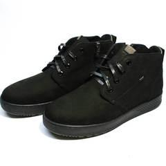 Мужские ботинки зимние с мехом Ikoc 1617-1 WBN.