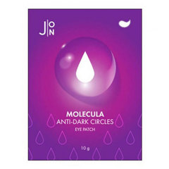 J:ON Molecula Anti-Dark Circles Eye Patch - Патчи тканевые против темных кругов