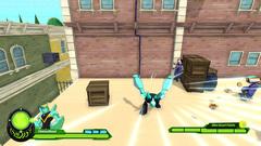 PS4 Ben 10: Мощное Приключение (русские субтитры)