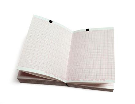 90х70х400, бумага ЭКГ для Esaote Biomedica P80, реестр 4032