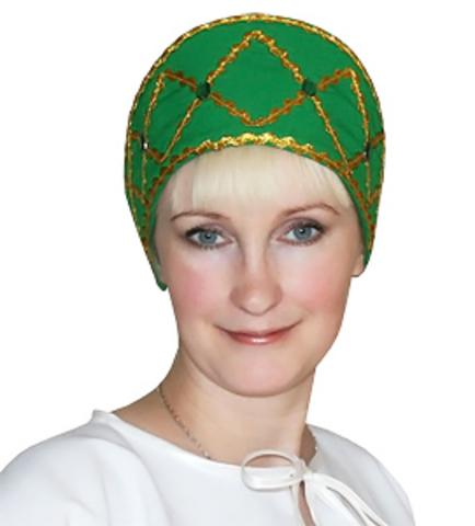 Русский народный кокошник