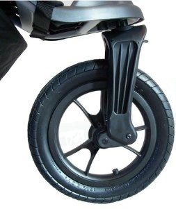 Колесо переднее для модели Baby Jogger City Elite