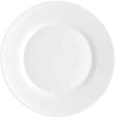 Тарелка обеденная 25см Bormioli Rocco Toledo белая