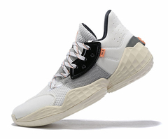adidas Harden Vol. 4 'White/Grey/Black'
