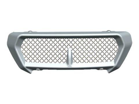 Защита масляного радиатора Xtreme (решетка) BMW K1300R серебро