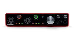 FOCUSRITE Scarlett 8i6 3rd Gen Аудиоинтерфейс