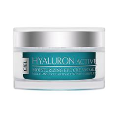 Увлажняющий крем-гель для кожи вокруг глаз Hyaluron Active   CIEL parfum