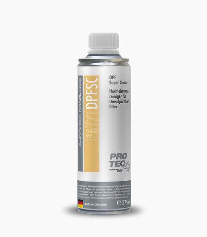 P6171 PRO-TEC Очиститель сажевых фильтров / DPF Super Clean (375 мл)