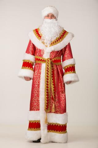 Костюм Дед Мороз Княжеский взрослый