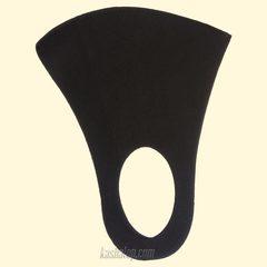 Тёмно-серая многоразовая маска для лица