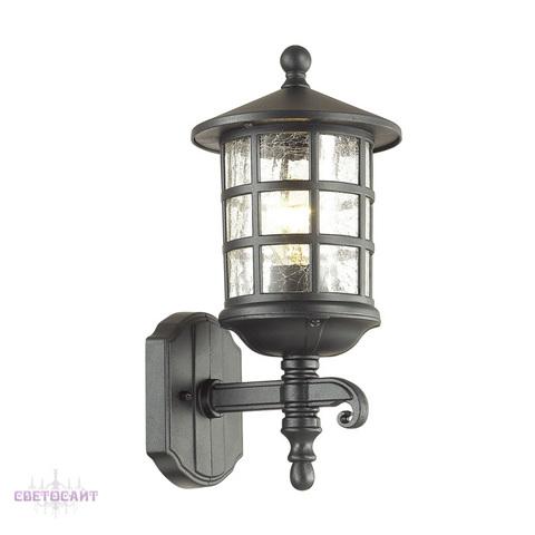 Уличный настенный светильник 4043/1W серии HOUSE