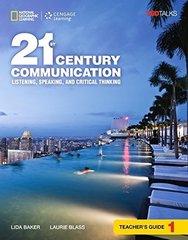 21st Century Communication 1 Teacher Guide