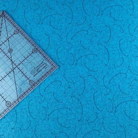 Ткань для пэчворка, хлопок 100% (арт. X0717)