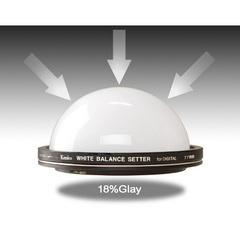 Крышка для установки баланса белого Kenko White Balance Setter 82mm