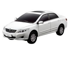 Rastar Машина радиоуправляемая Toyota Corolla, 1:24 (36000-RASTAR / 166933)