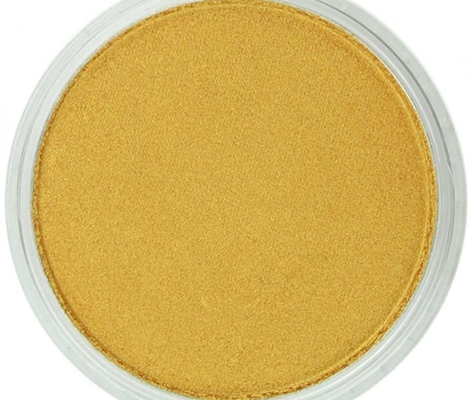 Ультрамягкая пастель PanPastel / Rich gold