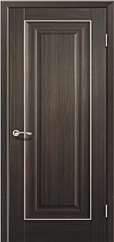 Дверь №23Х (натвуд натинга, глухая экошпон), фабрика Profil Doors