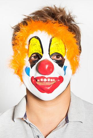 Маска Страшный клоун