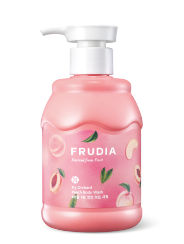 Frudia My Orchard Peach Body Wash Гель для душа с персиком 350мл
