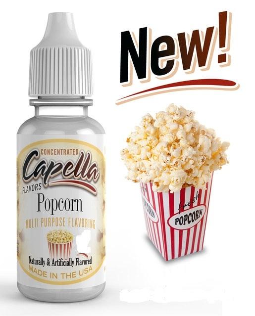 Ароматизатор Capella  Popcorn