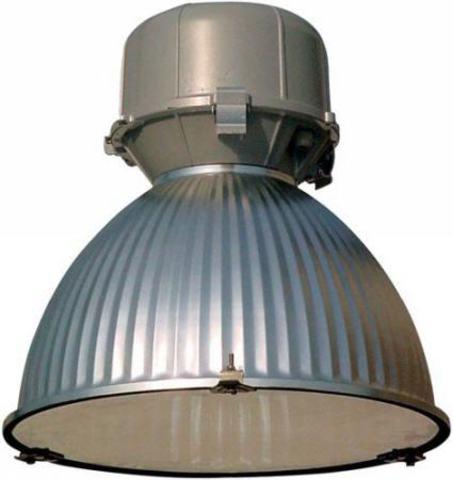 Светильник круглой формы с лампой OSRAM 250Вт