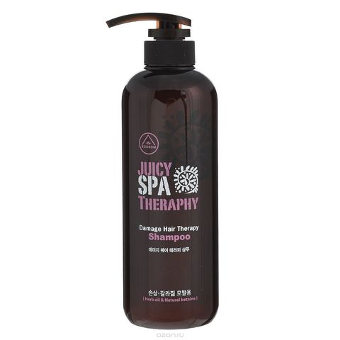 MUKUNGHWA ROSSOM Juicy шампунь, 550 мл Rossom Shampoo Juicy Spa Therapy 550ml