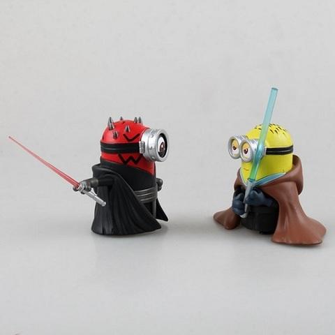 Despicable Me Minion Star Wars Series 01