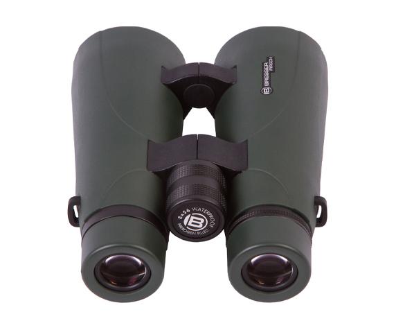 Бинокль Bresser Pirsch 8x56 - многослойное просветляющее покрытие линз