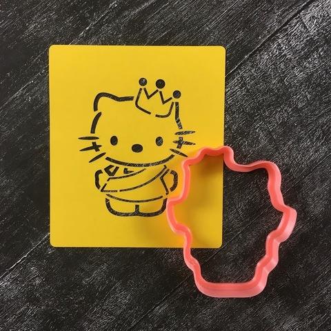 Hello Kitty №4
