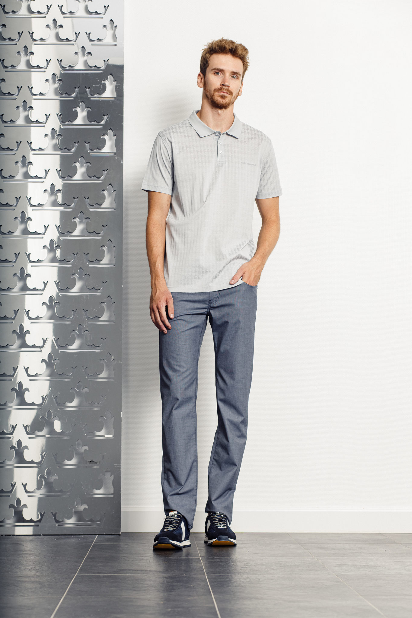 KARL Lagerfeld Джинсы текстильные