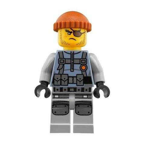 LEGO Ninjago: Ограбление киоска в Ниндзяго Сити 70607 — City Chase — Лего Ниндзяго муви фильм