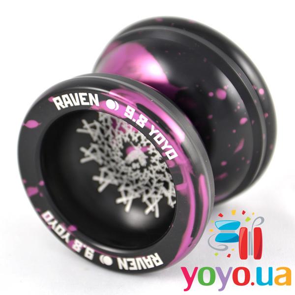 9.8 Yo-Yo Raven