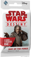 Star Wars: Destiny: Way of the Force Booster
