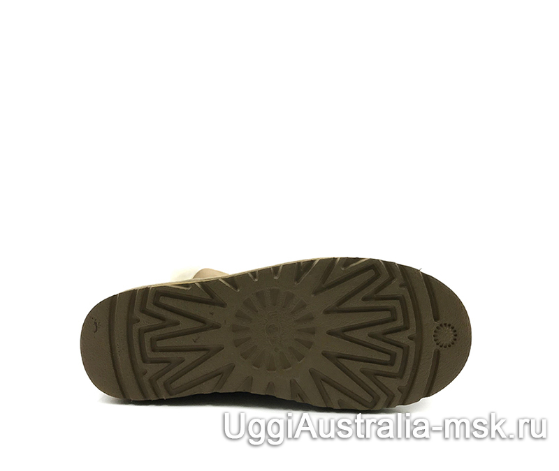 UGG Women's Classic Mini Cuff Boot Sand