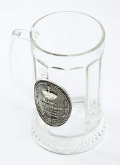 Коллекционная пивная кружка «Царь, просто Царь», 500 мл, фото 3