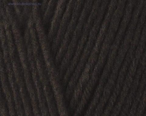 Пряжа Cotton BABY SOFT Alize Черный 60